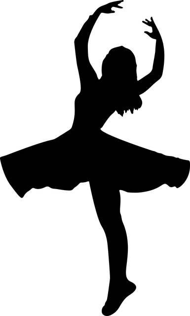 Logo: taniec